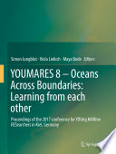 YOUMARES 8     Oceans Across Boundaries  Learning from each other
