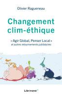 Pdf Changement clim-éthique Telecharger