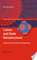 Carbon and Oxide Nanostructures Book