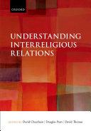 Understanding Interreligious Relations Pdf/ePub eBook