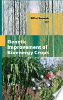 Genetic Improvement of Bioenergy Crops