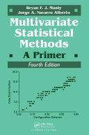 Multivariate Statistical Methods [Pdf/ePub] eBook
