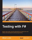 Pdf Testing with F#