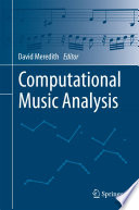 Computational Music Analysis