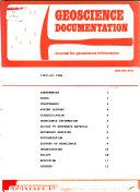 Geoscience Documentation Book PDF