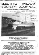 Electric Railway Society Journal
