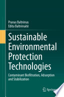 Sustainable Environmental Protection Technologies
