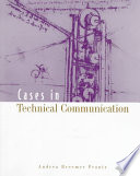 Cases in Technical Communication