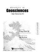 Advances in Geosciences: Planetary science (PS)