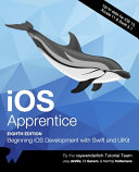 IOS Apprentice  Eighth Edition   Beginning IOS Development with Swift and UIKit