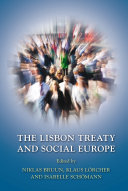 The Lisbon Treaty and Social Europe