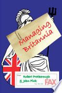 Managing Britannia Book