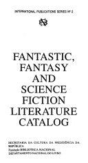 Fantastic, Fantasy and Science Fiction Literature Catalog