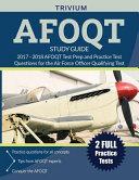 AFOQT Study Guide 2017-2018