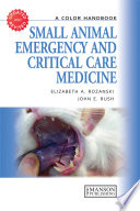 Small Animal Emergency And Critical Care Medicine Book PDF