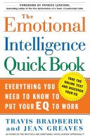 The Emotional Intelligence Quick Book