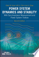 Power System Dynamics and Stability Book