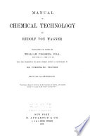 Manual of Chemical Technology