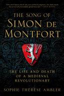 The Song of Simon de Montfort Pdf/ePub eBook