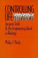 Controlling Life Book