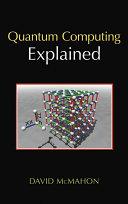 Pdf Quantum Computing Explained Telecharger