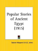 Popular Stories Of Ancient Egypt 1915