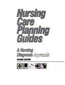 Nursing Care Planning Guides Book