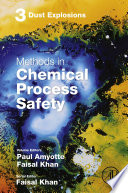Methods In Chemical Process Safety Book PDF