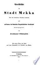 Geschichte der Stadt Mekka