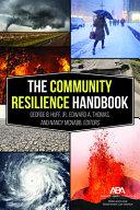 The Community Resilience Handbook Book