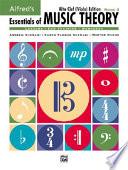 Essentials of Music Theory  Bk 3  Alto Clef  Viola  Edition Book