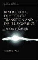 Revolution  Democratic Transition and Disillusionment Book