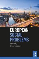 Pdf European Social Problems
