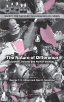 The Nature of Difference Pdf/ePub eBook