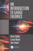 Cover image of An introduction to gauge theories