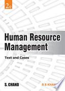 Human Resource Management  2e Book