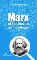 Pdf Marx et la théorie de l'idéologie Telecharger