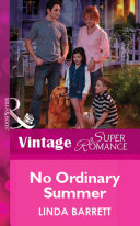 No Ordinary Summer (Mills & Boon Vintage Superromance)