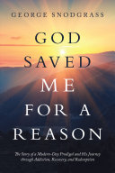 God Saved Me for a Reason Book