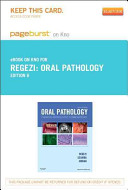 Oral Pathology Pageburst on Kno Retail Access Code