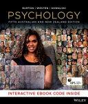Cover of Psychology 5E Australian and New Zealand Hybrid