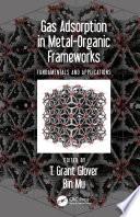 Gas Adsorption in Metal Organic Frameworks