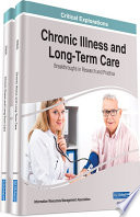 Chronic Illness And Long Term Care Breakthroughs In Research And Practice