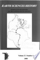 Earth Sciences History