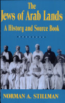 Pdf The Jews of Arab Lands Telecharger