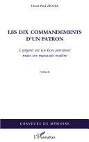Pdf Les dix commandements d'un patron Telecharger
