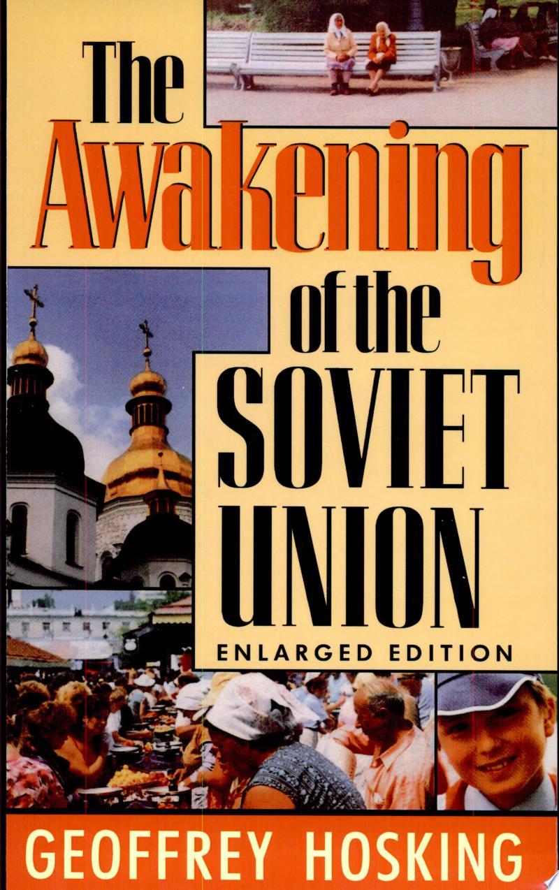 The Awakening of the Soviet Union banner backdrop