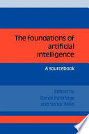 The Foundations Of Artificial Intelligence Book PDF