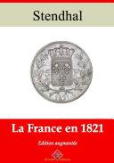 Pdf La France en 1821 Telecharger