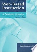 Web Based Instruction Book PDF